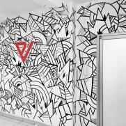 Mural Epspacios Virtuales