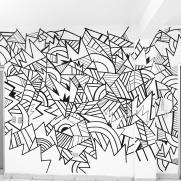 Mural Espacios Virutales